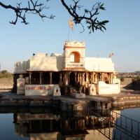 kankaleshwar temple at beed...