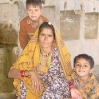 "#100womenproject - jaisalmer, rajasthan: ""i let my girls go..."""