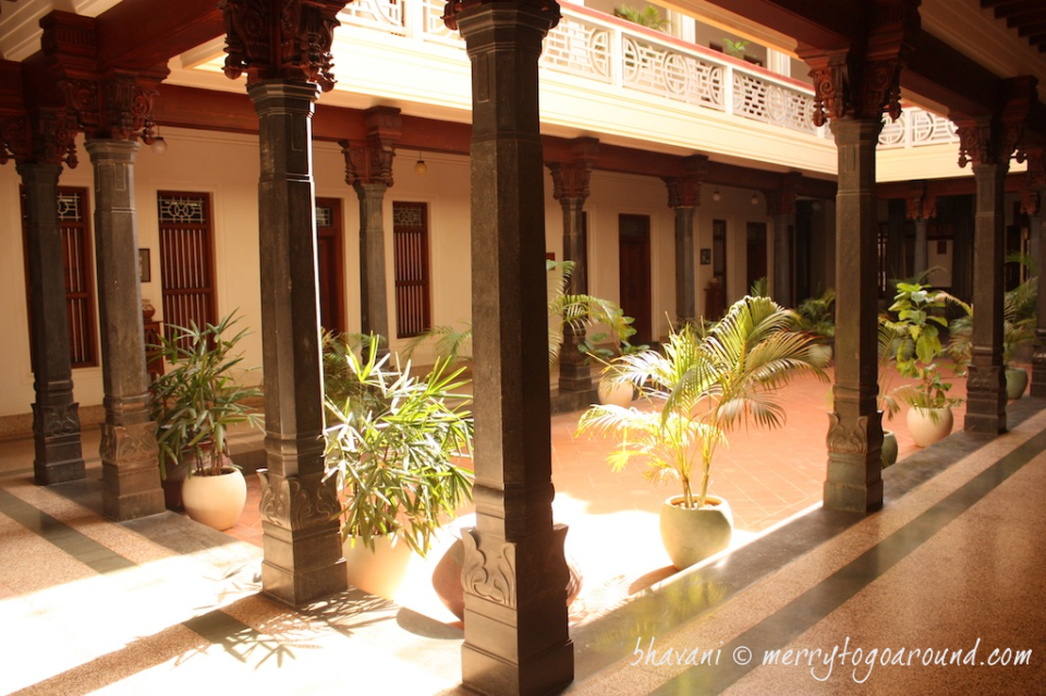 visalam: old-world charm (chettinad, tamilnadu)