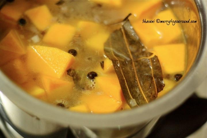 parangikai soup