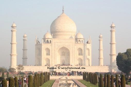 taj mahal - a symbol of undying love