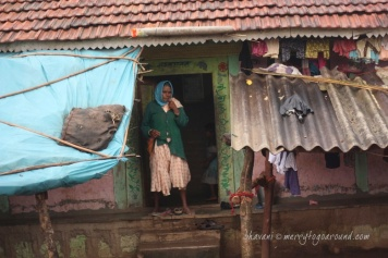 sapna's house - its wet, damp and packed. but do we need more space?