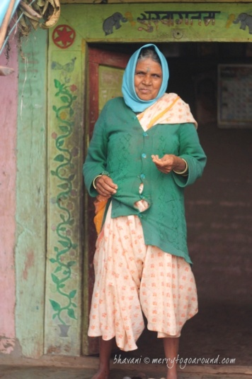 sapna's grandmom who can't hear and wanted to get a picture of hers taken
