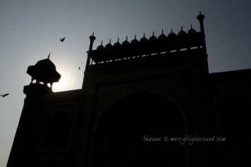 the darwaza / gateway