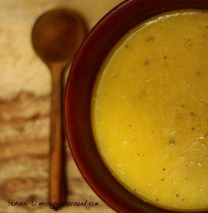 parangikkai soup