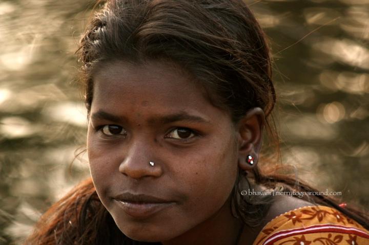 girl from jhadpoli.