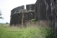 sultan battery - side view