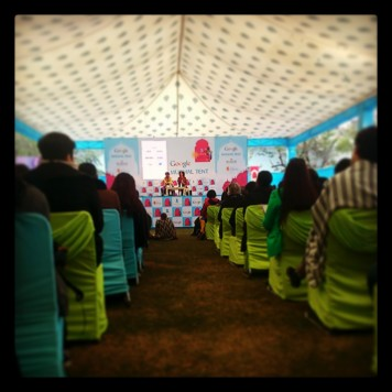 the google mughal tent