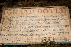 board at grand hotel