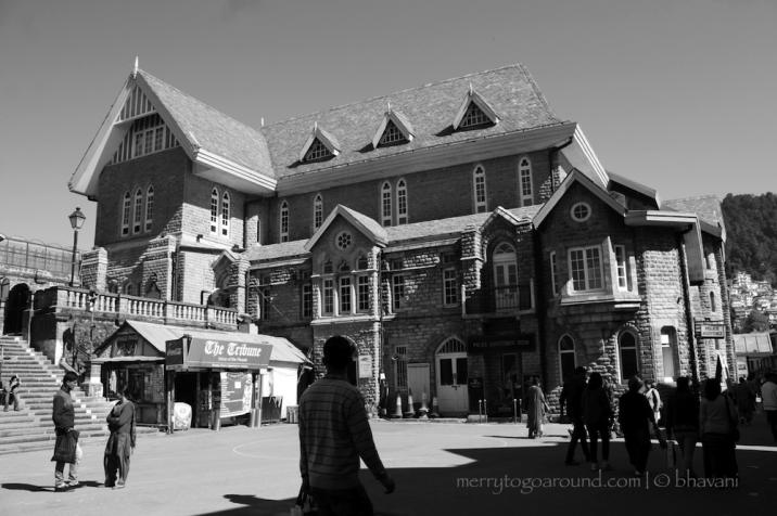 gaiety theatre around the corner
