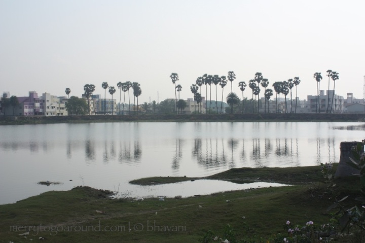 kilkattalai lake near tambaram