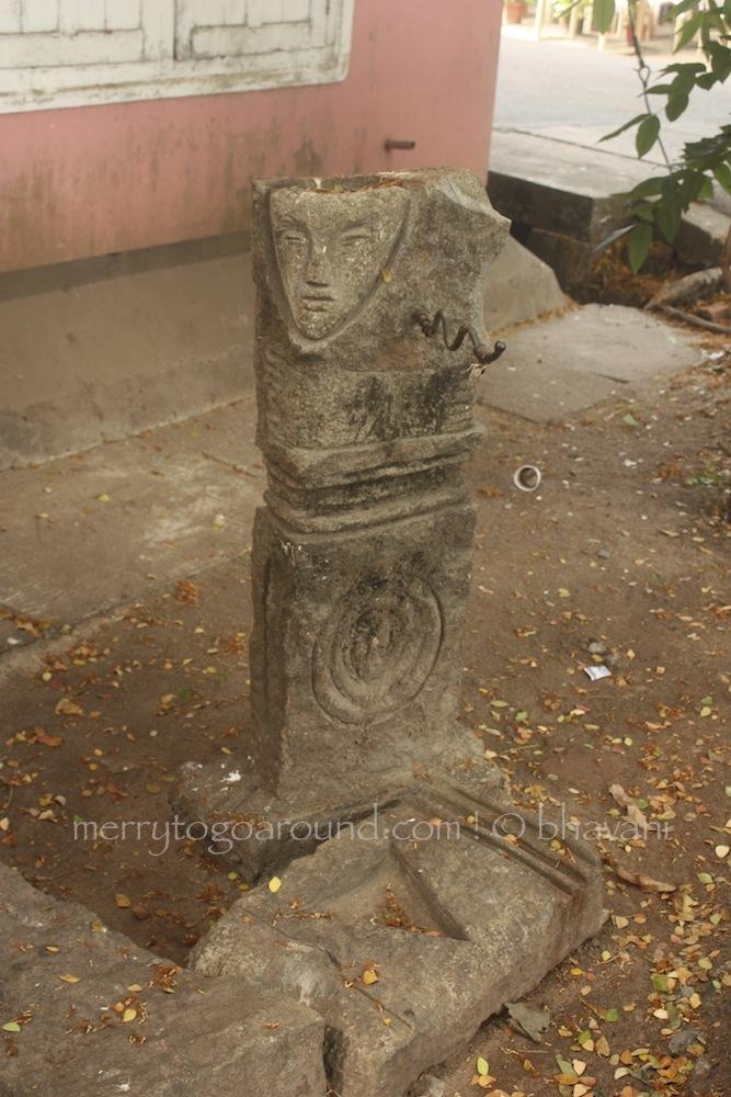 pillar at princess street