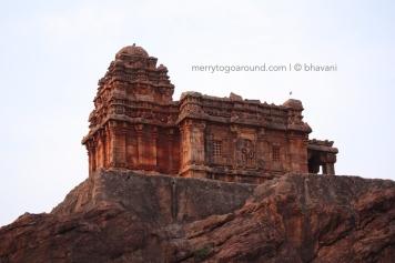 Mallegatti temple, Badami