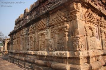 Papanatha Temple Ramayana Pattadakal