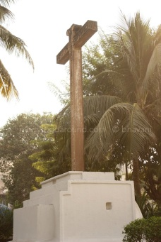 Cross in the church 2