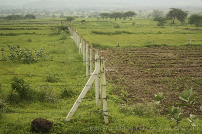 Every wicket fence like this makes me think of another country, it just doesn't feel like the india i know!
