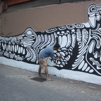 the graffiti festival mumbai!