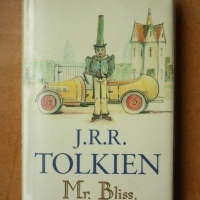 mr. bliss, tolkien and some thoughts