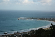 The view from Mariner's Viewpoint, Apollo Bay